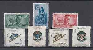 FERNANDO-POO-ESPANA-ANO-1966-COMPLETO-MNH-NUEVO-SIN-FIJASELLOS-EDIFIL-248-54