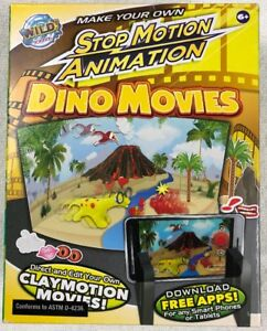 Tedco-Dino-Stop-Motion-Animation-New-Ingenuity-Creativity-Analytical-Skills