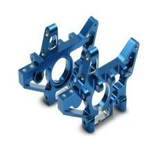 Traxxas 4930X Aluminum Front Bulkheads Blue Left/Right E-Maxx T-Maxx