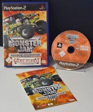 Monster Jam Maximum Destruction PS2 OVP Playstation 2