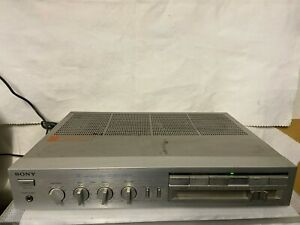 Sony-TA-AX3-Integrated-Stereo-Amplifier-Pulse-Power-Supply-Legato-Linear