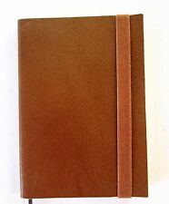 Leather Blank Diaries & Journal Natural Leather