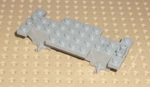VB104 LEGO-Véhicule ancien 30235 Base 4 x 10 x 1 2//3 Gris X 1 lumière