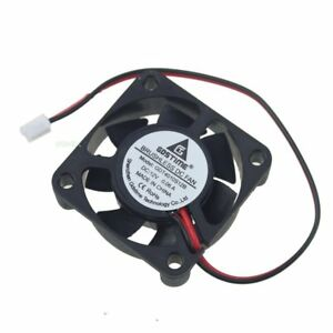 5pcs-12-V-2Pin-4-cm-40-mm-40x10mm-Mini-courant-continu-sans-balai-Ventilateur-de-refroidissement