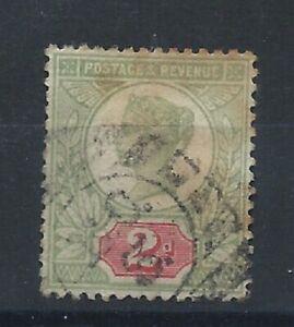 Grande-Bretagne-N-94-Obl-FU-1887-1900-Victoria
