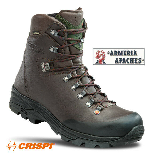 shoes scarponcino trekking escursione caccia Crispi kanada evo gtx nut