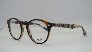 56bc586f375 Ray Ban RB 2180 V 5676 Havana on Havana Beige Glasses Eyeglasses ...