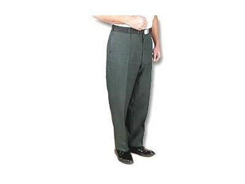 US Army Green Dress Military Uniform Hose pants trousers Größe 36R