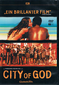 """City of God"", Top DVD"