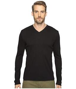 48c859cc542 Calvin Klein Men s Double Collar Long Sleeve V-Neck Shirt Variety ...