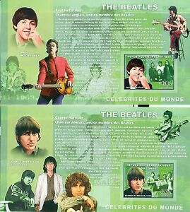 THE-BEATLES-CONGO-2006-blocks-imperforated