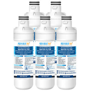 5X Compatible Refrigerator Water Filter for LG LT1000P ADQ74793501 MDJ64844601