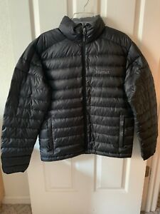 867a0cb19 Details about NEW WITH TAGS Marmot Men's Azos Down Jacket Winter 700 FILL  Size M L Black SALE