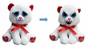 Feisty-Pets-Taylor-Truelove-Valentine-Plush-Bear-with-Fangs-Gift-New-SHIPS-FREE