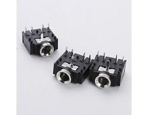 Connecteur jack 5pin 3,5mm - Audio modélisme DIY