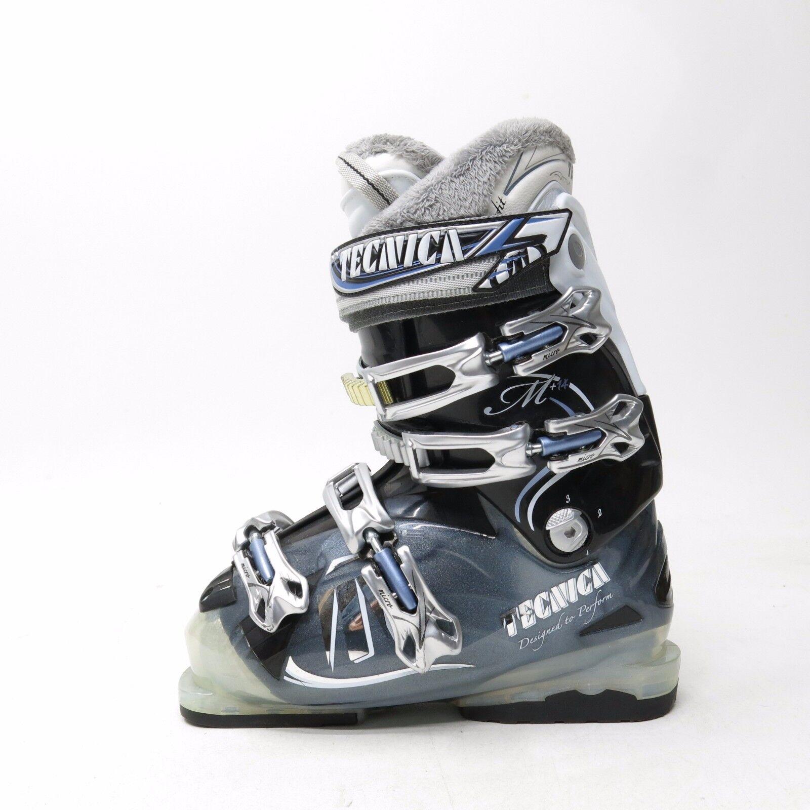 La tecnica femenina attiva M14 es perfecta para las botas de esquí SZ 23,5 por una vez ¡La tecnica femenina attiva M14 es perfecta para las botas de esquí SZ 23,5 por una vez
