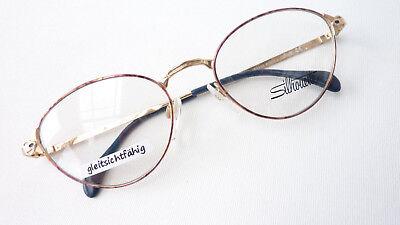 Inteligente Occhiali Montatura Silhouette Donna Occhiali Di Marca Dezent Elegante Telaio Occhiali Misura L-mostra Il Titolo Originale Luminoso A Colori