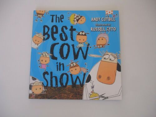 1 of 1 - The Best Cow in Show by Andy Cutbill Paperback Book