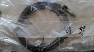 Peugeot-607-Antenne-Cable-D-039-Antenne-Cable-6561F7-Authentique-Neuf-Scelle