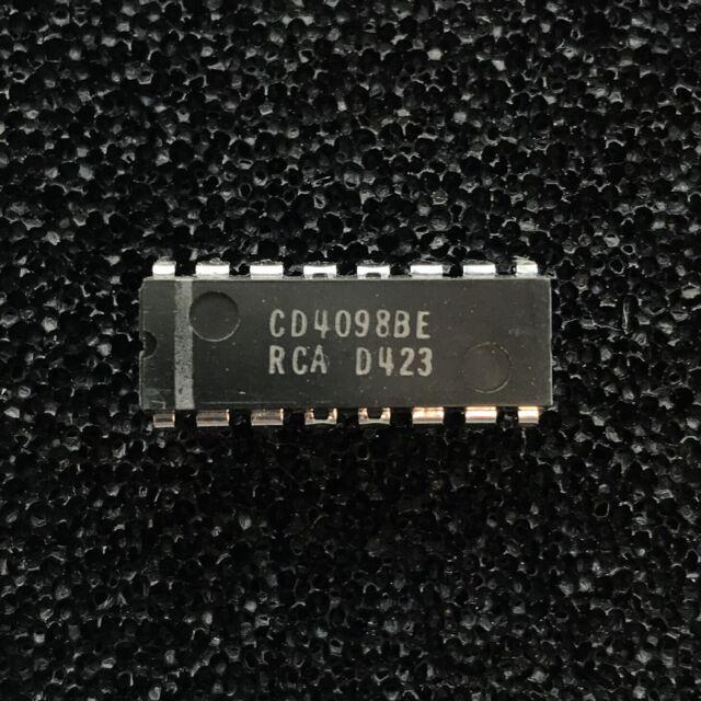 CD 4098 DUAL MONOSTABLE MULTIVIBR CD4098