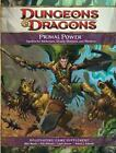 4th Edition D&d: Primal Power by Logan Bonner, Robert J. Schwalb, Mike Mearls, Rob Heinsoo and Wizards of the Coast Team (2009, Hardcover, Supplement)