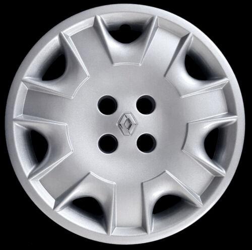 """Renault Megane 11//1995-02//1999 Kit 4 Enjoliveurs enjoliveur 15/"""" cod 5728//5"""