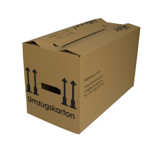 "/""/""90 Profi Umzugskartons  2-wellig SONDERPOSTEN 35-40kg  Movebox AS20001/""/"""