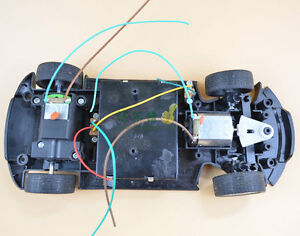Image Is Loading Car Chis Kits Model 130 Motor Drive
