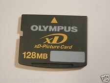 Olympus 128 MB xD Picture Card Card - WILL FIT FUJI / KODAK CAMERAS