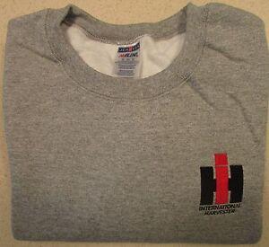zippé Ih complet4 capucheSweat à couleurs shirt Pulloverpull International Harvester QWderoCxB