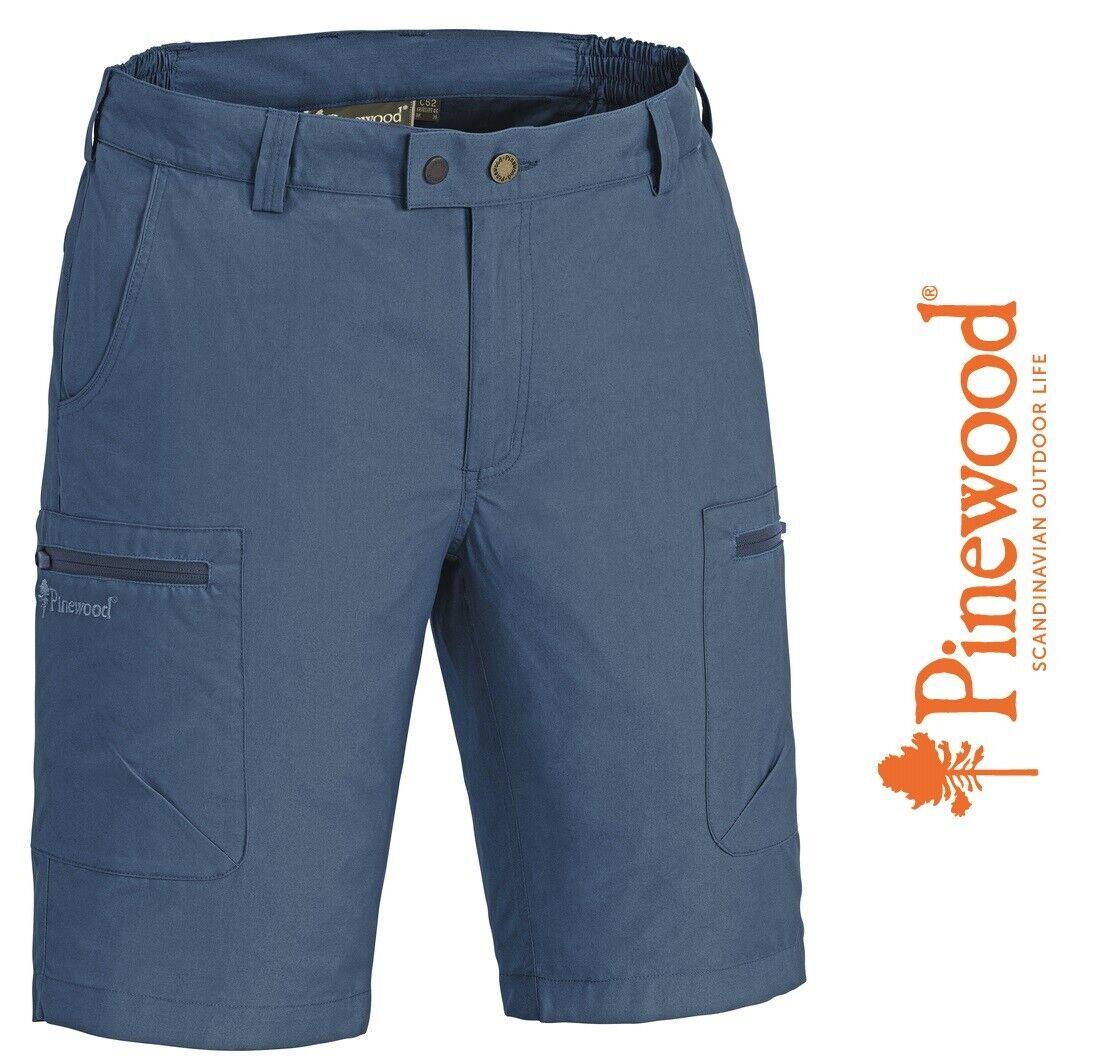 Uomo Pinewood tiveden TC Stretch Shortsbreve, respirabile Pantaloni Outdoor