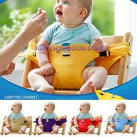 Safety Baby Kids Chair Dining Eat Feeding Travel Car Seat Harness Belt Fastener
