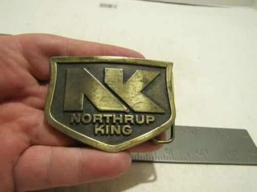 1978 Northrup King Belt Buckle The Great American Buckle Co
