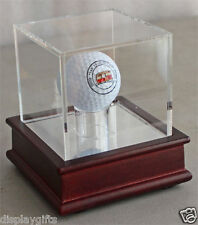DisplayGifts? Golf Ball Holder Display Case, Great Gift,  GB13-CH