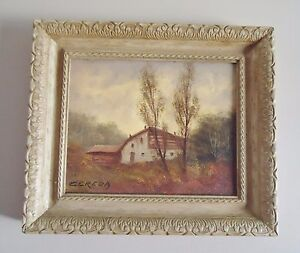 ORIGINAL-034-LANDSCAPE-034-SIGNED-AND-FRAMED-PAINTING-BY-CEREDA-ITALY