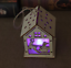 LED-Light-Wood-HOUSE-Cute-Christmas-Tree-Hanging-Ornaments-Holiday-Decoration thumbnail 10