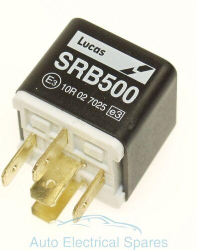 Phares Pour Voiture Classique Kit 30A Relais corne Lucas srb500 12 volts 20