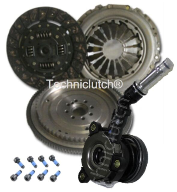 DUAL MASS TO SINGLE FLYWHEEL, CLUTCH KIT AND CSC FOR OPEL 1.3 CDTI ASTRA J