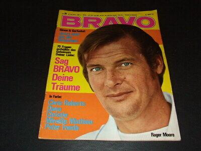 """(demnächst) 50. Geburtstag: """"bravo"""" 27. Juli - 02. August 1970"""