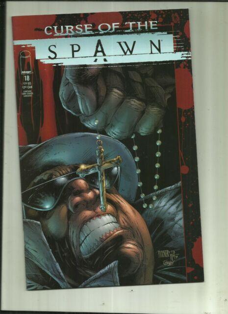 Curse of the Spawn Nr.18 von 1998 Top Zustand