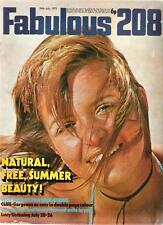 FABULOUS 208 UK magazine 24-7-1971 Cliff Richard George Best Donny Osmond