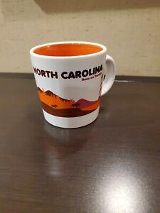 Dunkin' Donuts Destinations Coffee Mug States, NORTH CAROLINA Collectible 2013