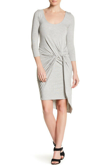Vanity Room Dress Size S Grey