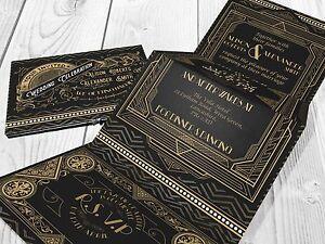 Personalised-handmade-gatsby-mariage-invites-evening-invitation-enveloppe