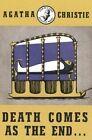 Death Comes as the End by Agatha Christie (Hardback, 2010)