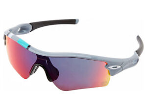 Oakley-Radar-Path-30-Years-Sport-Sunglasses-26-266J-Fog-Red-Iridium-Asian