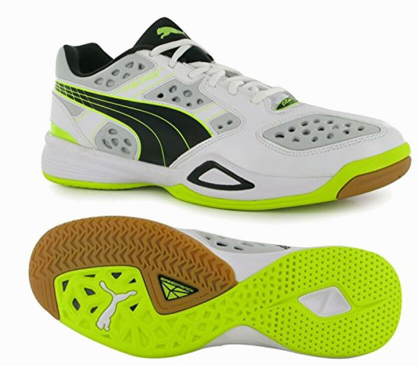 Puma Agilio Lt Men Indoor Court shoes 10 UK P&P Secure