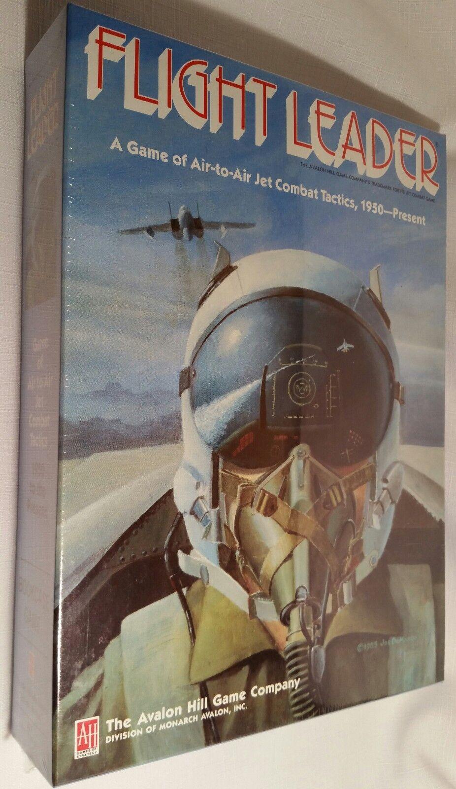 Avalon Hill volo Leader 1986 Factory Sealed Near Mint Mint Mint f66aa1