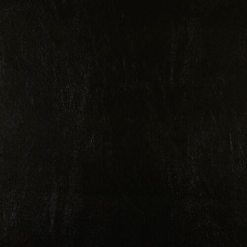 Fil Boucle Arrière longueur de fil 12X NO36 Vinyle Noir Couvert De Boutons En Tissu