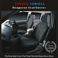 Superior Toyota Corolla Front And Rear Waterproof Wetsuit Car Seat Covers